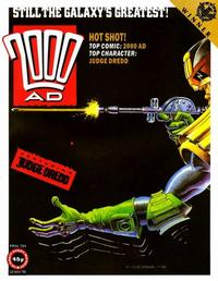 Cover Thumbnail for 2000 AD (Fleetway Publications, 1987 series) #704