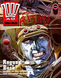Cover Thumbnail for 2000 AD (Fleetway Publications, 1987 series) #712
