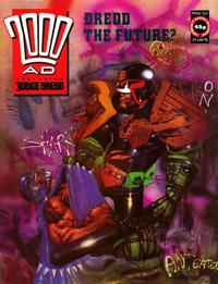 Cover Thumbnail for 2000 AD (Fleetway Publications, 1987 series) #714