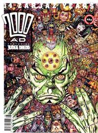Cover Thumbnail for 2000 AD (Fleetway Publications, 1987 series) #719