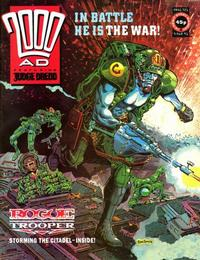 Cover Thumbnail for 2000 AD (Fleetway Publications, 1987 series) #721