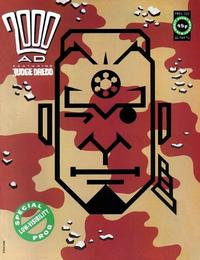 Cover Thumbnail for 2000 AD (Fleetway Publications, 1987 series) #722