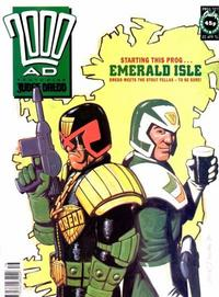 Cover Thumbnail for 2000 AD (Fleetway Publications, 1987 series) #727