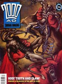 Cover Thumbnail for 2000 AD (Fleetway Publications, 1987 series) #728