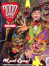 Cover Thumbnail for 2000 AD (Fleetway Publications, 1987 series) #737