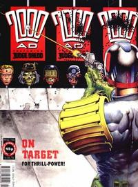 Cover Thumbnail for 2000 AD (Fleetway Publications, 1987 series) #738