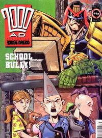 Cover for 2000 AD (Fleetway Publications, 1987 series) #742