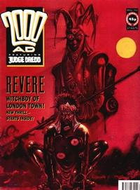 Cover Thumbnail for 2000 AD (Fleetway Publications, 1987 series) #744