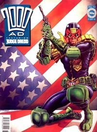 Cover Thumbnail for 2000 AD (Fleetway Publications, 1987 series) #747