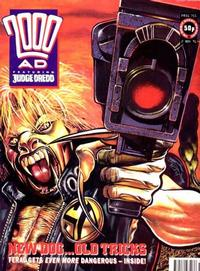 Cover Thumbnail for 2000 AD (Fleetway Publications, 1987 series) #755