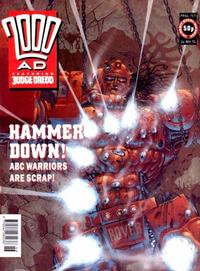 Cover Thumbnail for 2000 AD (Fleetway Publications, 1987 series) #757