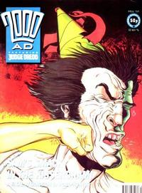 Cover Thumbnail for 2000 AD (Fleetway Publications, 1987 series) #759