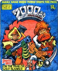 Cover Thumbnail for 2000 AD (IPC, 1977 series) #179
