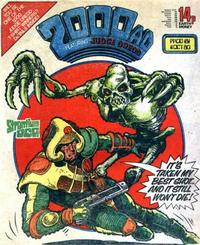 Cover Thumbnail for 2000 AD (IPC, 1977 series) #181
