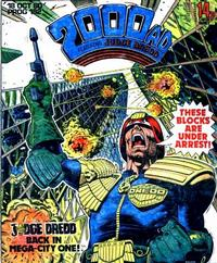 Cover Thumbnail for 2000 AD (IPC, 1977 series) #182