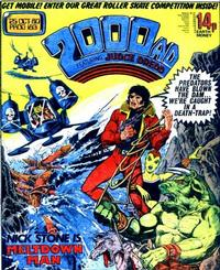 Cover Thumbnail for 2000 AD (IPC, 1977 series) #183