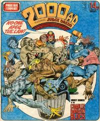 Cover Thumbnail for 2000 AD (IPC, 1977 series) #184