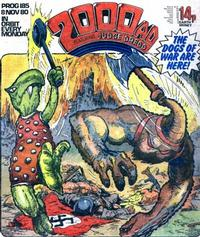Cover Thumbnail for 2000 AD (IPC, 1977 series) #185
