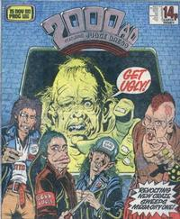 Cover Thumbnail for 2000 AD (IPC, 1977 series) #186