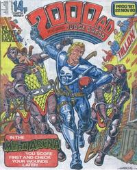 Cover Thumbnail for 2000 AD (IPC, 1977 series) #187