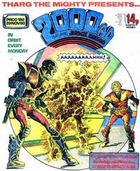 Cover Thumbnail for 2000 AD (IPC, 1977 series) #188