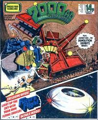 Cover Thumbnail for 2000 AD (IPC, 1977 series) #189