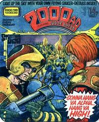 Cover Thumbnail for 2000 AD (IPC, 1977 series) #190