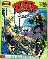 Cover Thumbnail for 2000 AD (IPC, 1977 series) #191