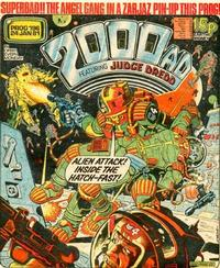 Cover Thumbnail for 2000 AD (IPC, 1977 series) #196