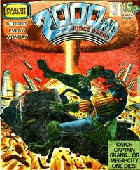 Cover Thumbnail for 2000 AD (IPC, 1977 series) #197
