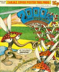 Cover Thumbnail for 2000 AD (IPC, 1977 series) #198