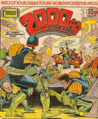 Cover Thumbnail for 2000 AD (IPC, 1977 series) #201