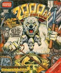 Cover Thumbnail for 2000 AD (IPC, 1977 series) #205
