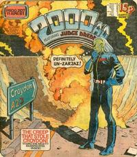 Cover Thumbnail for 2000 AD (IPC, 1977 series) #207