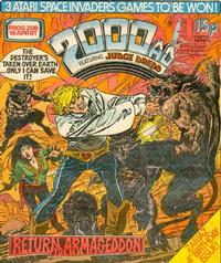 Cover Thumbnail for 2000 AD (IPC, 1977 series) #208
