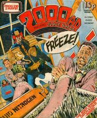 Cover Thumbnail for 2000 AD (IPC, 1977 series) #210