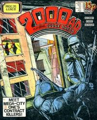 Cover Thumbnail for 2000 AD (IPC, 1977 series) #215