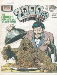 Cover Thumbnail for 2000 AD (IPC, 1977 series) #216