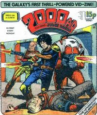 Cover Thumbnail for 2000 AD (IPC, 1977 series) #218