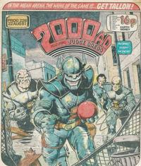 Cover Thumbnail for 2000 AD (IPC, 1977 series) #226