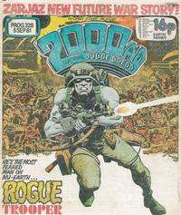 Cover Thumbnail for 2000 AD (IPC, 1977 series) #228