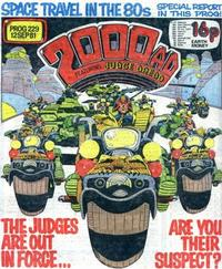 Cover Thumbnail for 2000 AD (IPC, 1977 series) #229