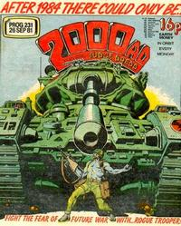 Cover Thumbnail for 2000 AD (IPC, 1977 series) #231