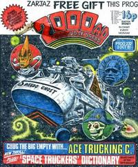 Cover Thumbnail for 2000 AD (IPC, 1977 series) #232