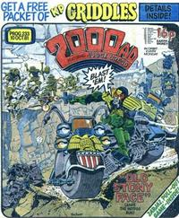 Cover Thumbnail for 2000 AD (IPC, 1977 series) #233
