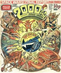 Cover Thumbnail for 2000 AD (IPC, 1977 series) #238