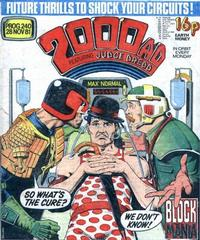 Cover Thumbnail for 2000 AD (IPC, 1977 series) #240