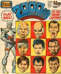Cover Thumbnail for 2000 AD (IPC, 1977 series) #248