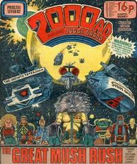 Cover Thumbnail for 2000 AD (IPC, 1977 series) #251