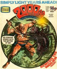 Cover Thumbnail for 2000 AD (IPC, 1977 series) #252